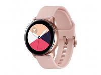 Ceas Bluetooth Samsung Galaxy Watch Active, Roz Auriu, Blister Original SM-R500NZDAROM