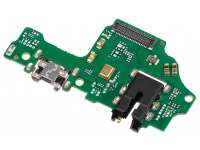 Placa Cu Conector Incarcare / Date - Conector Audio - Microfon Huawei Honor 8X