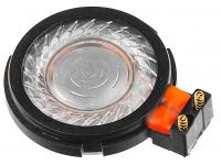 Buzzer universal circular, 21 x 12 x 4 mm, 2 pini