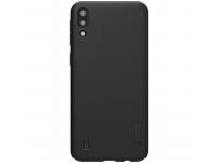 Husa Plastic Nillkin Super Frosted pentru Samsung Galaxy M10, Neagra, Blister