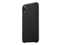Husa TPU Baseus Silky Feel pentru Apple iPhone XR, Neagra, Blister WIAPIPH61-ASL01