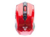 Mouse wireless FanTech Garen WG7, Rosu Blister Original