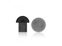 Adaptor Bluetooth OEM V2.0, Negru, Blister