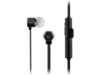 Handsfree Casti In-Ear KitSound Hive Buds, Bluetooth, Cu microfon,  Negru, Blister KSHIVBTBK