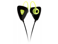 Handsfree Casti Bluetooth KitSound Trail, Sport, Verde, Blister KSTRGN