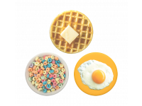 Suport Stand Adeziv 3 x Popsockets PopMinis pentru telefon Breakfast Club Blister