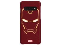 Husa Plastic Samsung Galaxy S10 G973, Marvel Iron Man, Visinie, Blister GP-G973HIFGKWB
