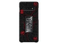 Husa Plastic Samsung Galaxy S10+ G975, Marvel Logo, Maro, Blister GP-G975HIFGHWF
