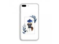 Husa TPU OEM Fashion 008 pentru Samsung Galaxy A7 (2018) A750, Multicolor, Bulk
