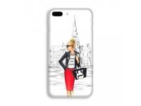 Husa TPU OEM Fashion 009 pentru Samsung Galaxy S8 G950, Multicolor, Bulk