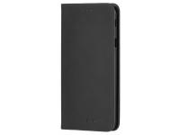 Husa Piele Forcell Silk pentru Samsung Galaxy S8 G950, Neagra, Blister