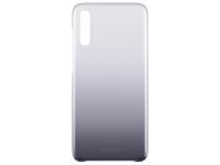 Husa Plastic Samsung Galaxy A70 A705, Gradation Cover, Neagra, Blister EF-AA705CBEGWW