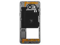 Carcasa Mijloc Gri pentru Samsung Galaxy A5 (2016) A510, Swap