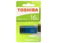 Memorie Externa Toshiba U202, USB 2.0, 16Gb, Albastra, Blister