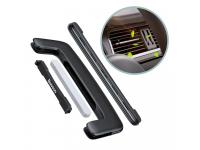 Odorizant Auto Baseus Air Vent Fragrance Paddle, Negru, Blister SUXUN-BP01