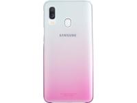 Husa Plastic Samsung Galaxy A40 A405, Gradation Cover, Roz, Blister EF-AA405CPEGWW