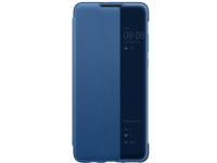 Husa Poliuretan Huawei P30 lite, View Cover, Albastra, Blister 51993077