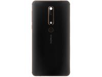 Capac Baterie Negru Nokia 6.1