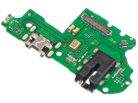 Placa Cu Conector Incarcare / Date - Conector Audio - Microfon Huawei P Smart (2019)