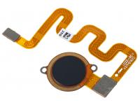 Senzor Amprenta Cu banda Negru Xiaomi Mi A2 Lite