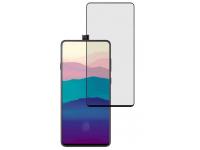 Folie Protectie Ecran Tellur pentru Samsung Galaxy A90, Sticla securizata, Full Glue, 2.5D, Neagra, Blister TLL145615