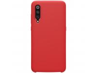 Husa TPU Nillkin Pure Silicone pentru Xiaomi Mi 9, Rosie, Blister