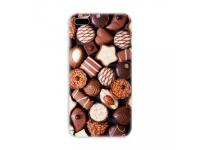 Husa TPU OEM Chocolate pentru Samsung J6 Plus (2018) J610, Multicolor, Bulk