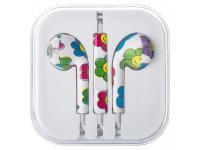 Handsfree Casti EarBuds OEM Emoji, Cu microfon, 3.5 mm, Multicolor, Blister