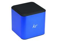 Difuzor Bluetooth KitSound CUBE Albastru, KSCUBBTBL, Blister Original