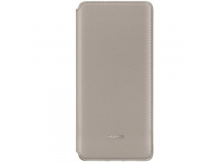 Husa Piele Huawei P30 Pro, Wallet Cover, Kaki, Blister 51992870