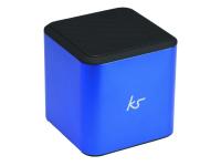 Difuzor Wired KitSound CUBE Albastru, KSCUBEBL, Blister Original