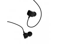 Handsfree Casti In-Ear Remax RM-502, Cu microfon, 3.5 mm, Negru, Blister
