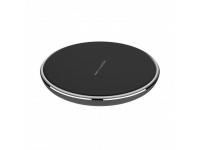 Incarcator Retea Wireless Xqisit, Quick Charge, 10 W, Negru, Blister
