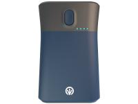 Baterie Externa Powerbank iFrogz Cu Lanterna 9000 mA, 2 x USB, Albastra, Blister