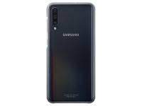 Husa Plastic Samsung Samsung Galaxy A50 A505,Gradation Cover EF-AA505CB, Mov - Transparenta, Bulk