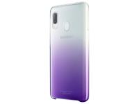 Husa Plastic Samsung Galaxy A20 A205, Gradation Cover, Violet, Blister EF-AA202CVEGWW