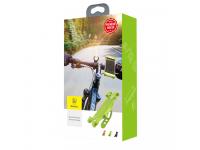 Suport Bicicleta Universal Baseus Miracle 4-6 inci, Verde, Blister