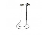 Handsfree Casti Bluetooth Awei In-Ear, X660BL, MultiPoint, Negru, Blister