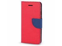 Husa Piele OEM Fancy pentru Samsung Galaxy A30 A305, Rosie, Bulk