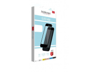 Folie Protectie Ecran MyScreen pentru Huawei P20 Lite, Sticla securizata, Full Face, Full Glue, Neagra, Blister