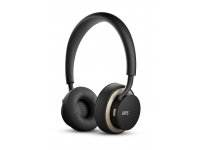 Handsfree Casti Bluetooth JAYS On-Ear, Negru Auriu, Blister JAYST00182