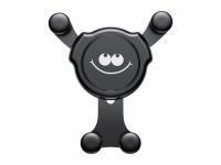 Suport Auto Universal Baseus Emoticon1 gravity, Negru, Blister SUYL-EMHJ