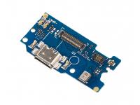 Placa Cu Conector Incarcare / Date - Microfon Asus Zenfone 4 Max ZC520KL