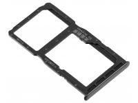 Suport Card / SIM 2 - Suport SIM 1 Negru Huawei P30 lite