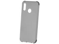 Husa TPU OEM Antisoc Rubber pentru Samsung Galaxy A30 A305, Gri, Bulk