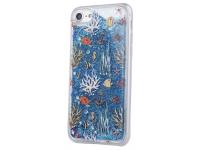Husa TPU OEM Liquid Ocean1 pentru Apple iPhone 7 / Apple iPhone 8, Multicolor, Bulk