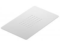 Membrana plita pentru Statie Separare  display-touchscreen cu Vacuum, dimensiuni 185 x 108 mm, cu perforatii