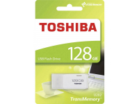 Memorie Externa Toshiba U203, USB 2.0, 128Gb, Alba, Blister THN-U203W1280E4