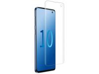 Folie Protectie Ecran OEM pentru Samsung Galaxy S10 G973, Plastic, Full Face, Bulk
