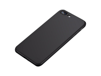 Husa TPU OEM Candy pentru Motorola Moto E4, Neagra, Bulk